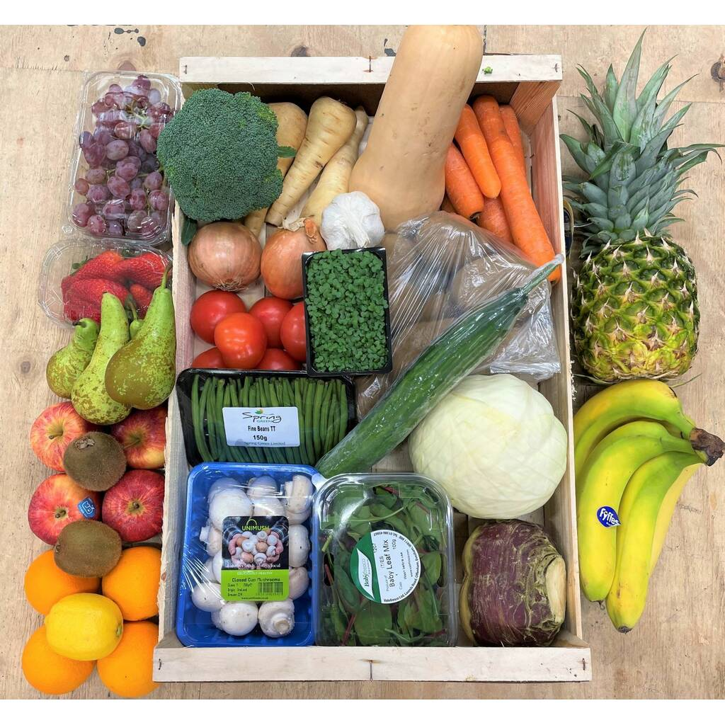 Medium Fruit, Veg & Salad Box